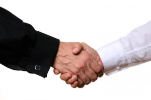Bleiben Sie partnerschaftlich