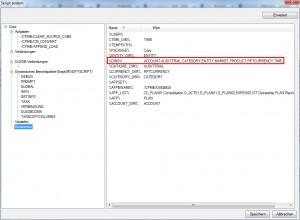 DataPackage Script