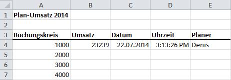 Excel Vba Worksheet Change Byval Target As Range - Worksheets