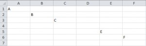 Excel Tabelle