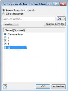 Prompt Planungsfunktion Filter