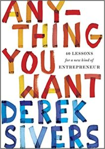 Anything You Want - Derek Sivers