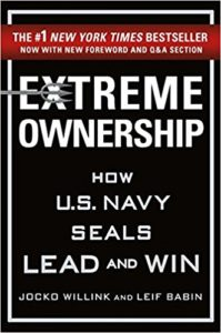 Meine Buchnotizen - Extreme Ownership von Jocko Willink