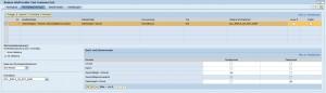 Merkmalsableitung Fiskalperiode Kalendermonat