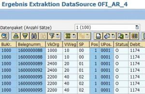 DataSource Erweiterung erfolgreich