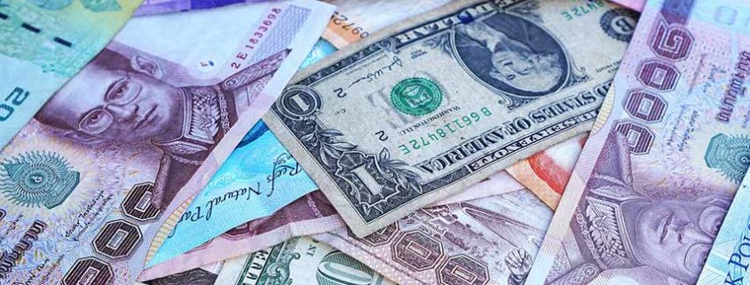 Währungsumrechnung mit SVERWEIS