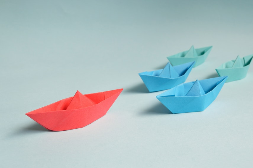 Ein Blog hilft Ihnen, sich als Meinungsführer zu etablieren