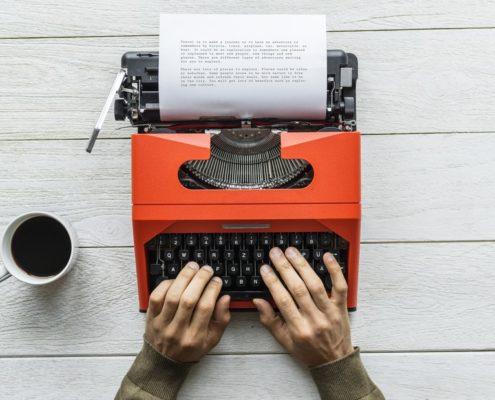 Wie Sie einen Blog starten