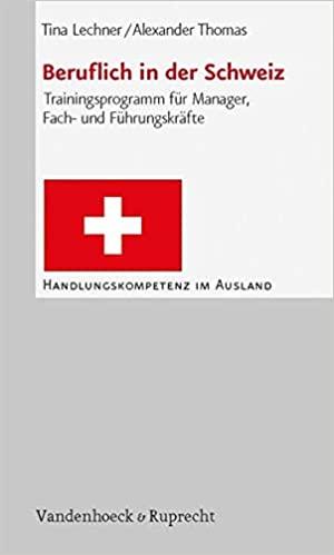 Beruflich in der Schweiz